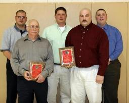 2007 County Award Winners Hist